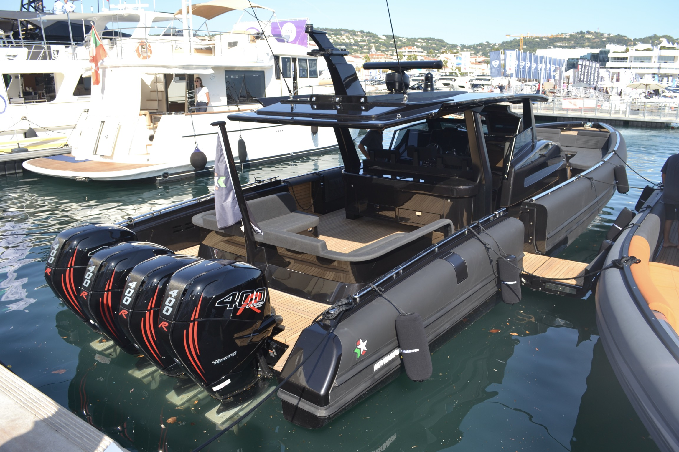 cannes yachting festival - 10 - 15 settembre 2019 2_